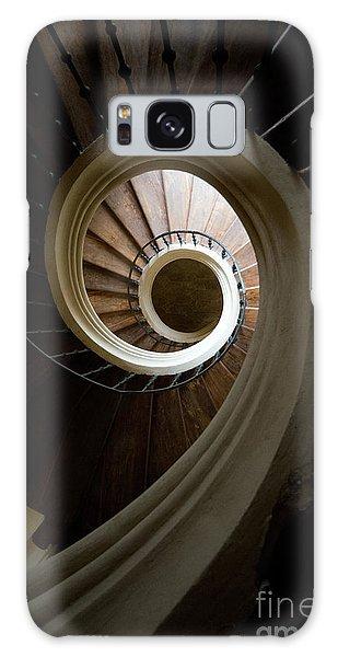 Wooden Spiral Galaxy Case