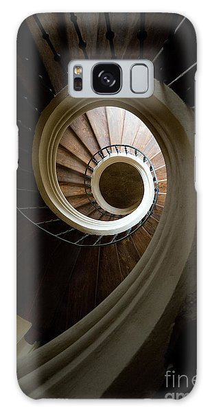 Wooden Spiral Galaxy Case