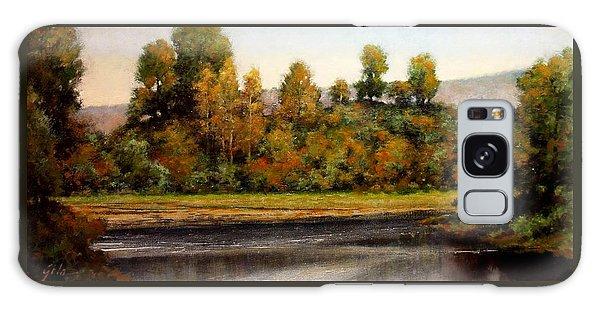 Galaxy Case - Woodland Bottoms #15 by Jim Gola