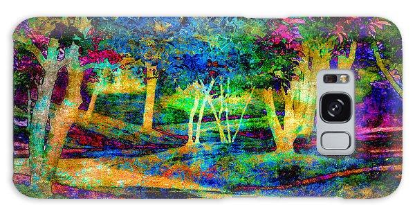 Woodland Gem Galaxy Case