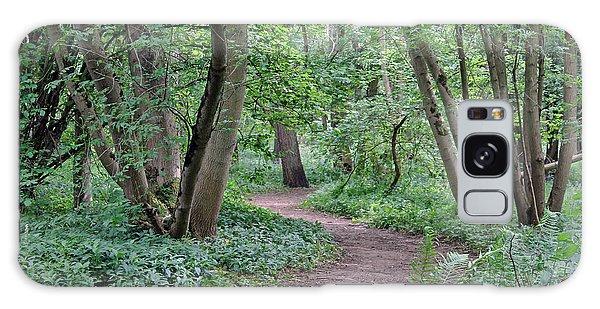 Woodland Path  Galaxy Case