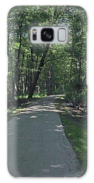 Woodland Road Galaxy Case