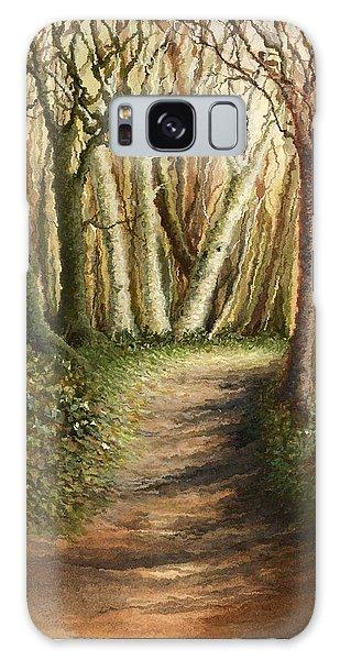 Woodland Walk Galaxy Case