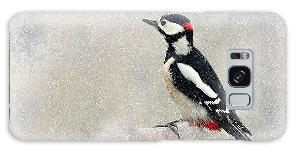 Woodpecker Galaxy Case
