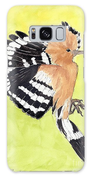 Woodpecker Galaxy Case by Lynda Cookson
