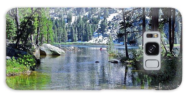 Woods Lake Galaxy Case