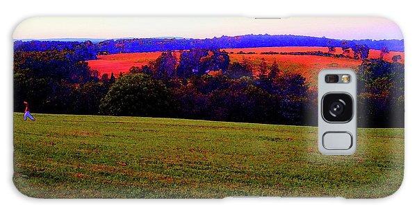 Woodstock - Farm - Yasgurs Galaxy Case
