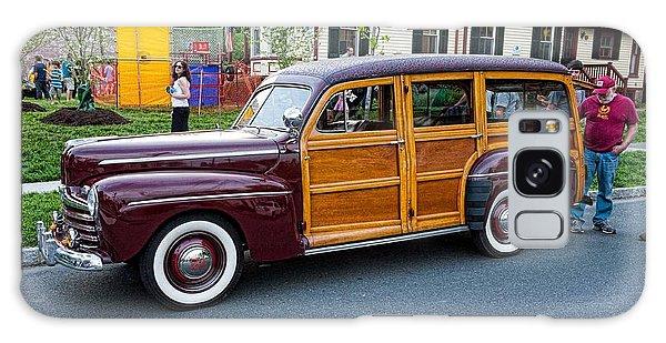 Woody Wagon Galaxy Case