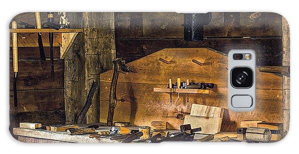 Workman's Bench Galaxy Case