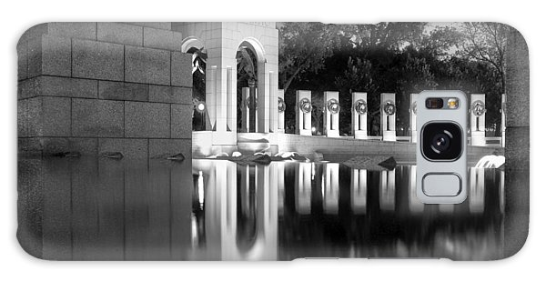 World War II Memorial - Atlantic Arch Galaxy Case