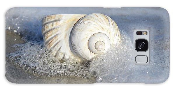 Worn By The Sea Galaxy Case by Kathy Baccari