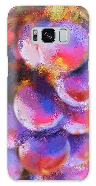 Galaxy Case featuring the painting Wrath Of Grapes by Deborah Boyd