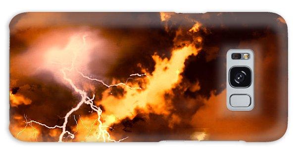 Wrath Of Zeus Galaxy Case