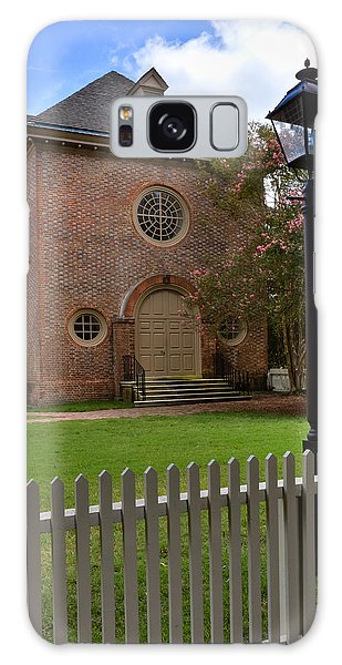 Wren Chapel At William And Mary Galaxy Case