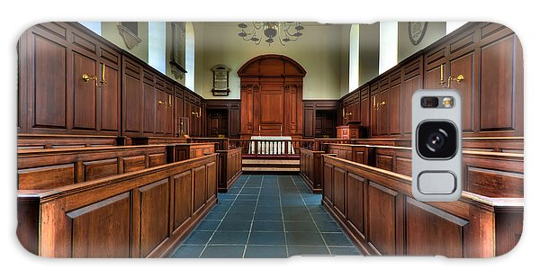 Wren Chapel Interior Galaxy Case by Jerry Gammon