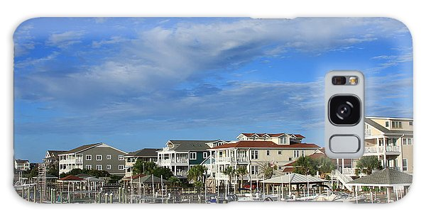 Wrightsville Beach - North Carolina Galaxy Case by Mountains to the Sea Photo