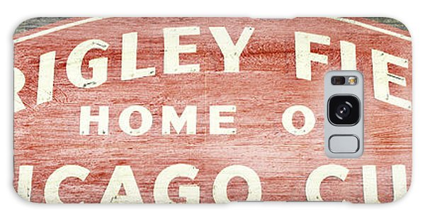 Chicago Art Galaxy Case - Wrigley Field Sign - No.2 by Stephen Stookey