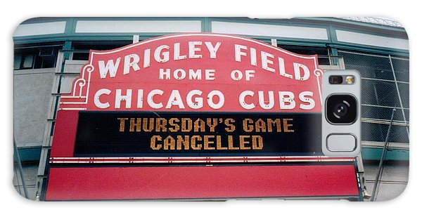 Wrigley Field Weeps For America Galaxy Case by Sheri Keith