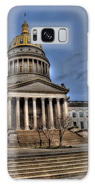 Wv Capital Building 2 Galaxy Case