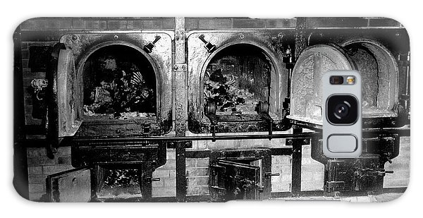 Human Rights Galaxy Case - Wwii Nazi Death Camp Crematorium by Us Army/science Photo Library