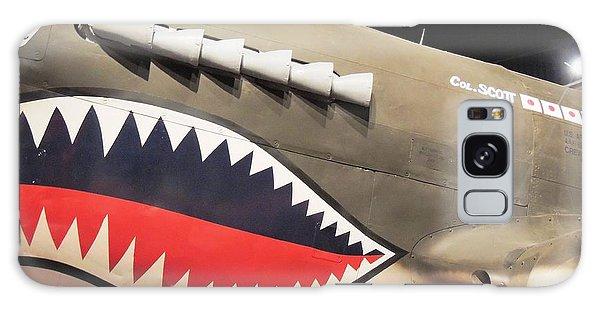 Wwii Shark Galaxy Case
