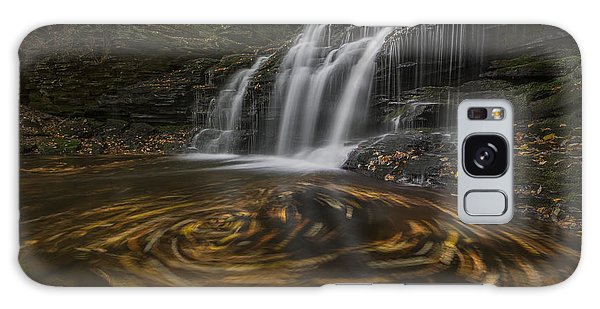 Wyandot Falls Galaxy Case