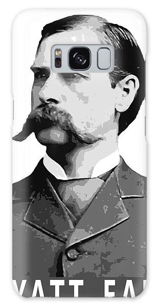 Ok Galaxy Case - Wyatt Earp Legend Of The Old West by Daniel Hagerman