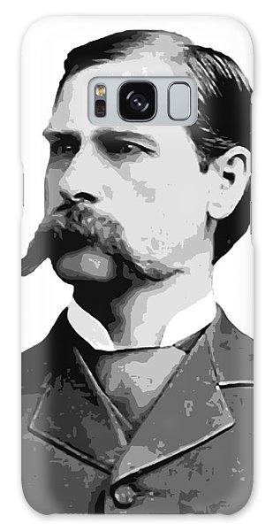 Ok Galaxy Case - Wyatt Earp Old West Legend by Daniel Hagerman