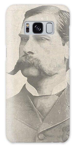 Ok Galaxy Case - Wyatt Earp U. S. Marshal by Daniel Hagerman