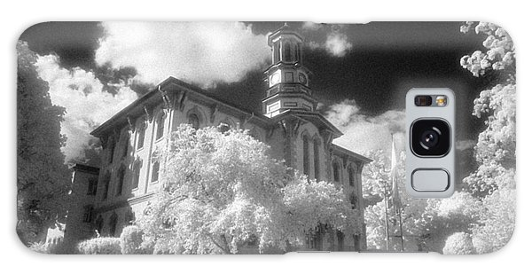 Wyoming County Courthouse Galaxy Case