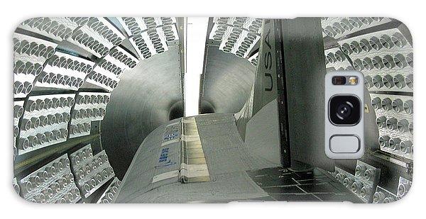 X-37b Orbital Test Vehicle Galaxy Case by Science Source