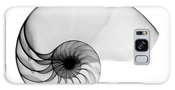 X-ray Of Nautilus Galaxy Case by Bert Myers