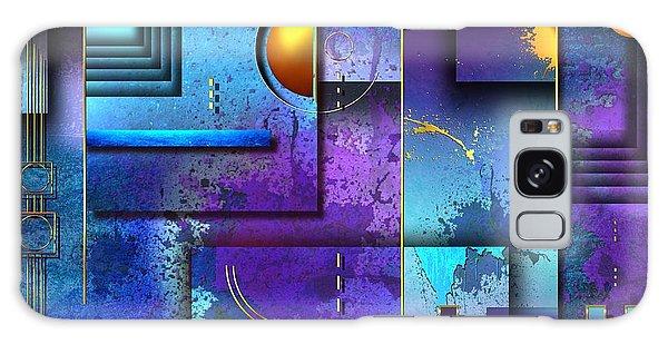 XXX Galaxy Case by Franziskus Pfleghart