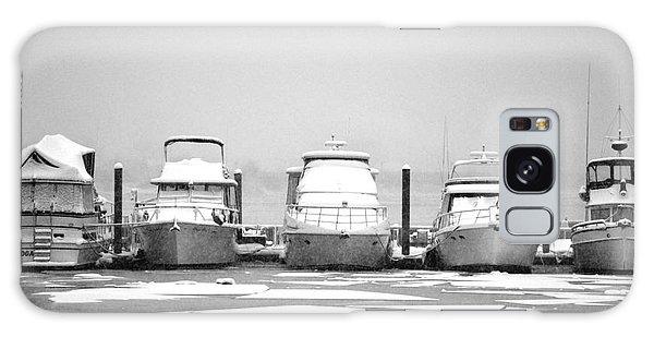 Yacht Row Galaxy Case