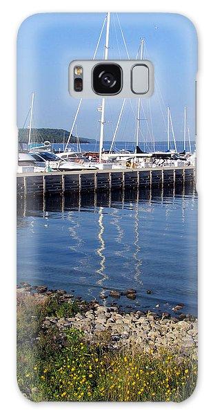 Yachtworks Marina Sister Bay Galaxy Case