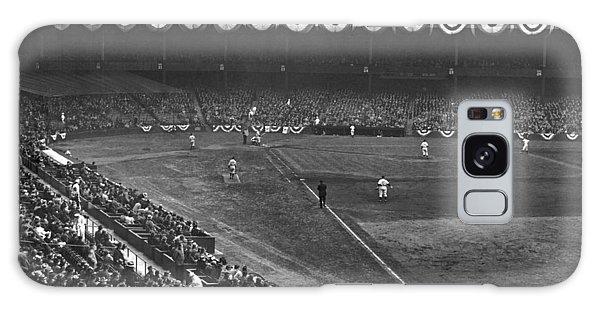 Yankee Stadium Game Galaxy Case