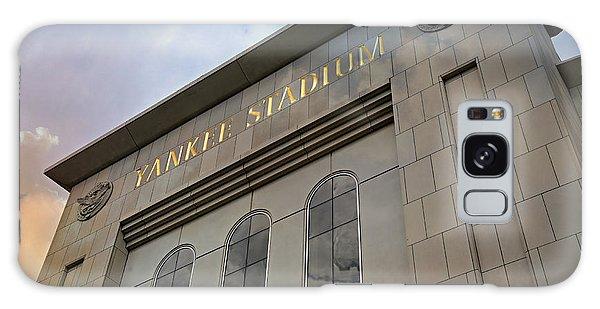 Derek Jeter Galaxy S8 Case - Yankee Stadium by Stephen Stookey
