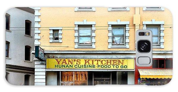 Architecture Galaxy Case - Yan's Kitchen by Julie Gebhardt