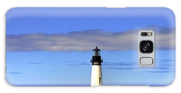 Yaquina Head Light   2 Galaxy Case