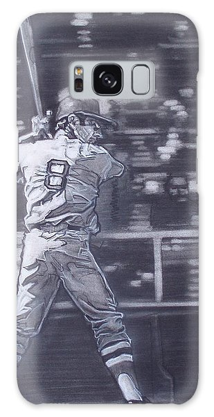 Yaz - Carl Yastrzemski Galaxy Case by Sean Connolly