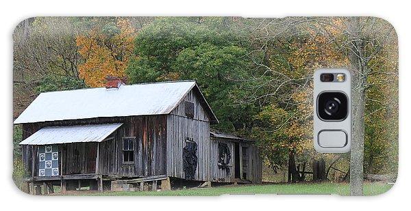 Ye Old Cabin In The Fall Galaxy Case