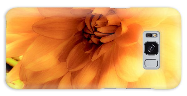 Yellow Bloom Galaxy Case