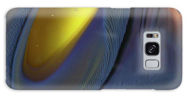 Yellow Depths Galaxy Case