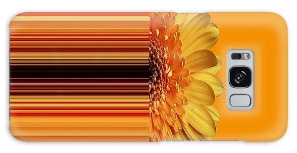 Yellow Gold Galaxy Case