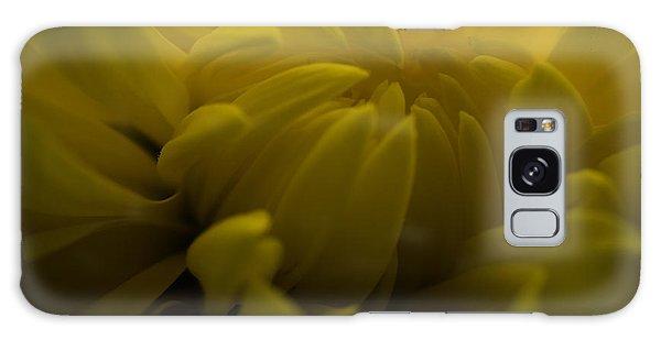 Yellow Mum Galaxy Case