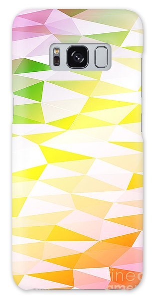 Reflections Galaxy Case - Yellow, Orange, Pink, Multicolor by Mademoiselle De Erotic