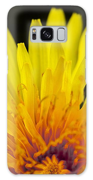 Yellow Galaxy Case