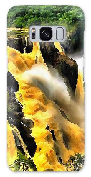 Yellow River Galaxy Case
