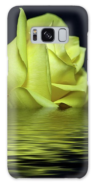 Yellow Rose II Galaxy Case