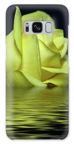 Yellow Rose II Galaxy Case